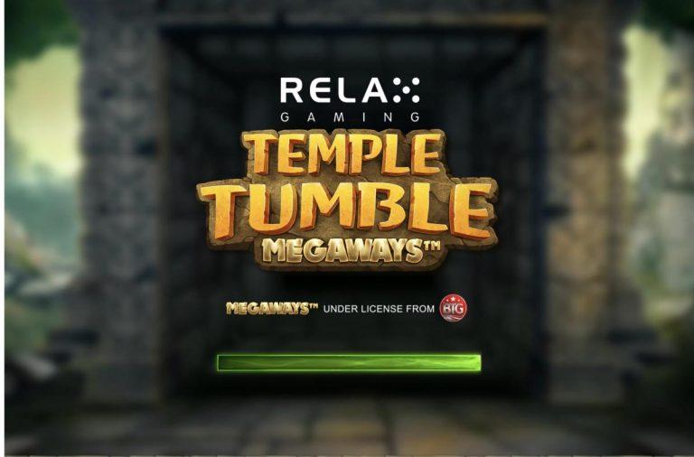 สล็อต Temple Tumble Megaways  ที่เต็มไปด้วยเส้นจ่ายเงิน ที่ไม่เหมือนใคร